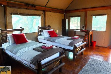IPHOFOLO TENT CAMP - Self-catering