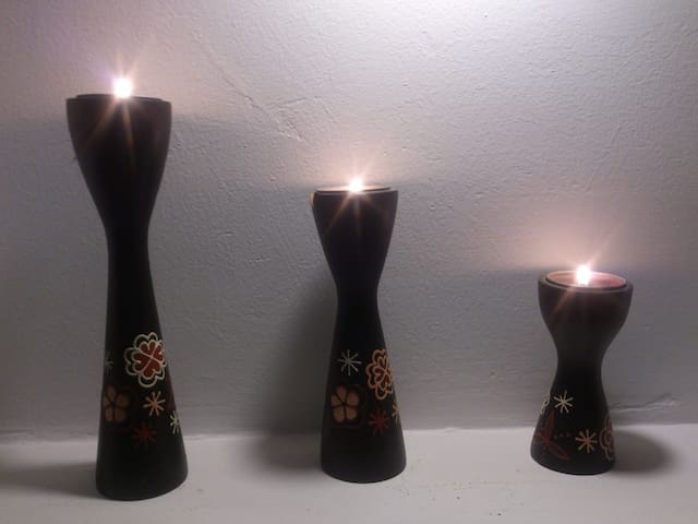 The Three Velas