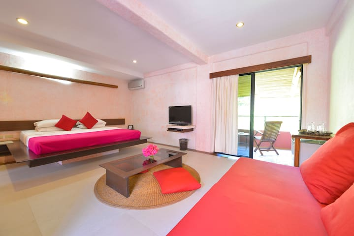 Punta Rosa Boutique Hotel, Saging, Deluxe  Room