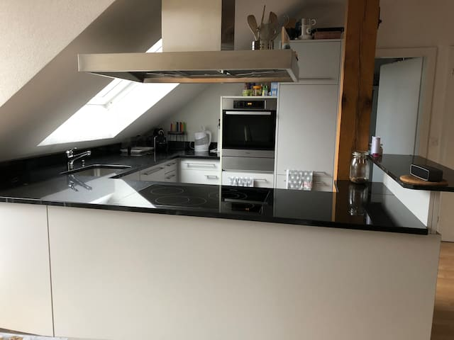 lovely apartment close to Messe Basel