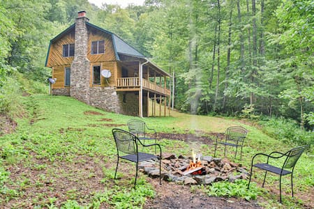 Cattle Creek Cabin-Updated 4/2 on 2 private acres
