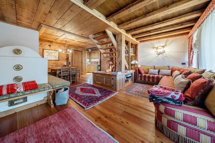 BEAUTIFUL BEDROOMS NEAR CORTINA - San Vito di Cadore - Lomamökki