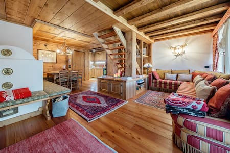 BEAUTIFUL BEDROOMS NEAR CORTINA - San Vito di Cadore - Xalet