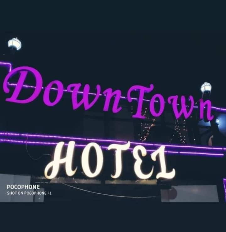Down town hotel dahab seaview room