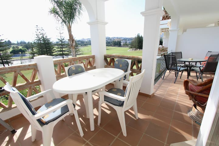 Luxury Mijas Golf Apartment