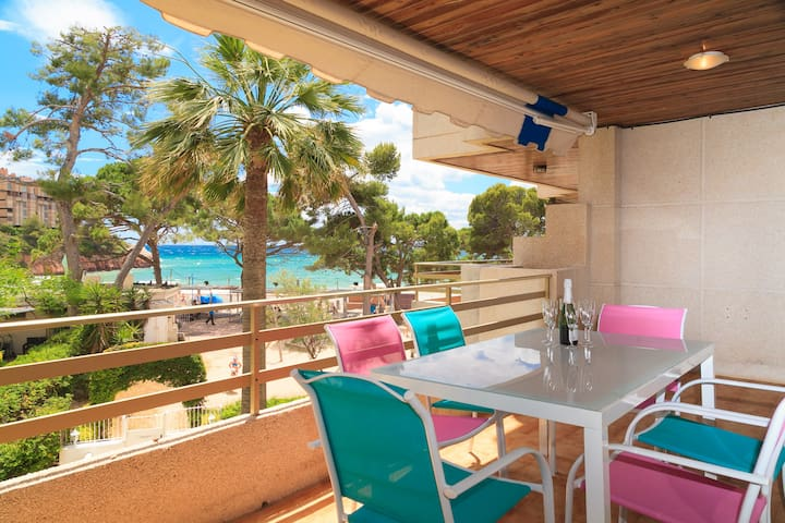 LOVELY BEACH FRONT APARTMENT IN SALOU S205-092 PLAYAMERO