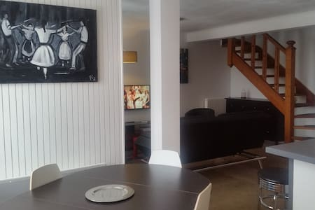 Appartement tout confort - Apartment