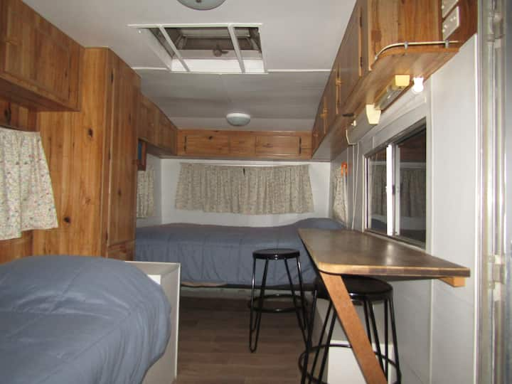 Gracemere Farmstead Caravan
