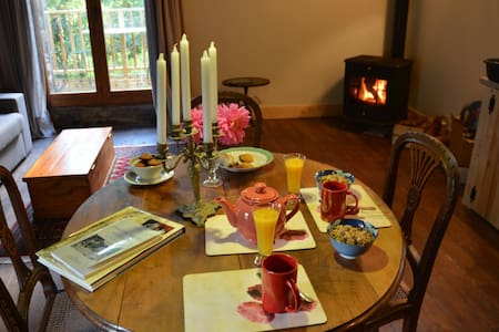 Rustic Luxury - Self Catering Gite - Corsavy
