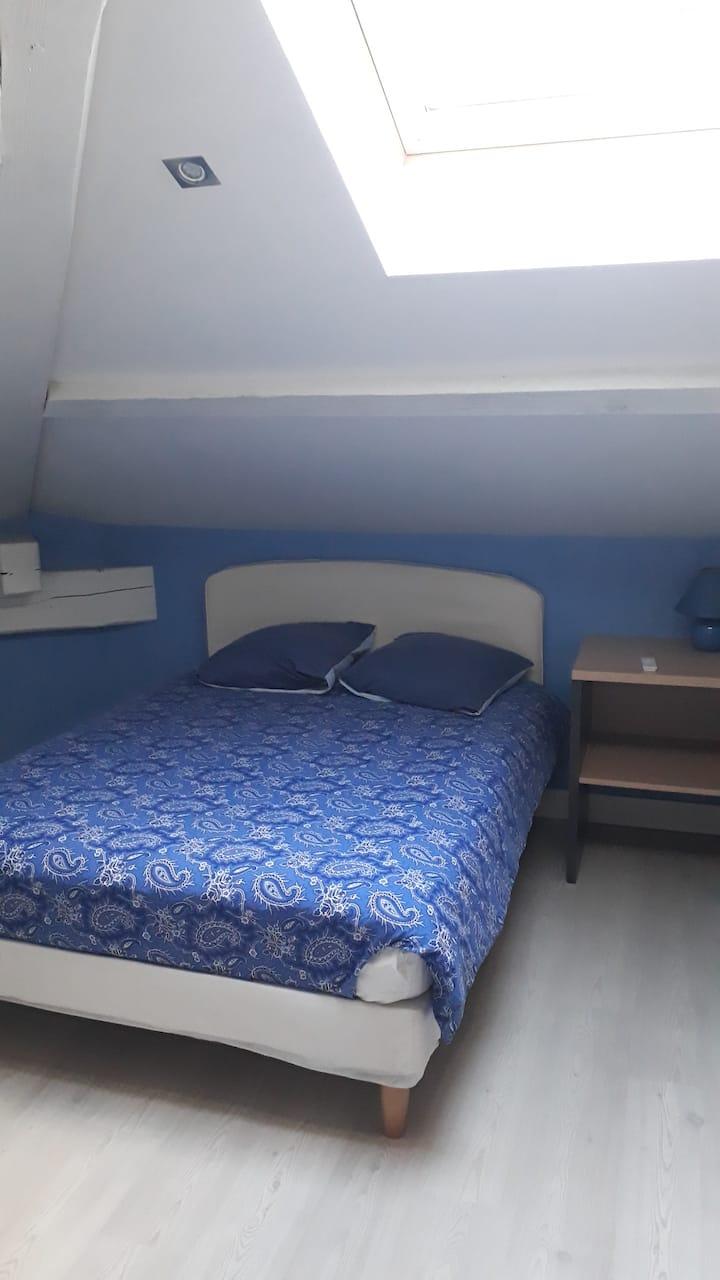 Loue chambre 1 pers. dans maison