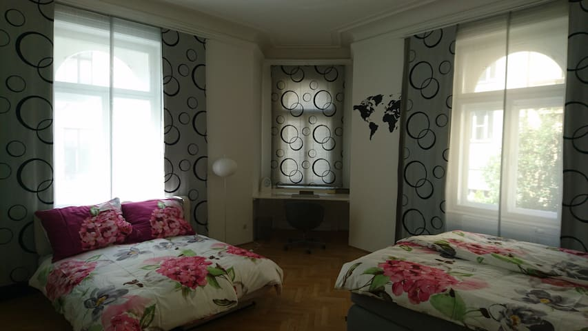 Großzügige 3 Zimmerwohnung, zentral - Wien - Apartment