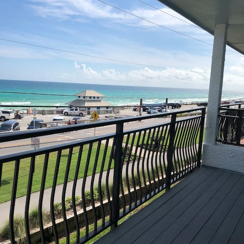 Brunch by the Beach - a Destin beachfront home