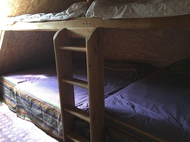 Herr-Berge-Uns (Eigeltingen), Mehrbettzimmer 1