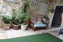 a wonderful private apartment for rosh hashana