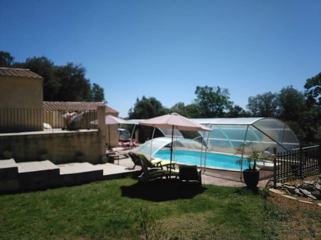 Villa 8p avec piscine - Seillons-Source-d'Argens - Villa
