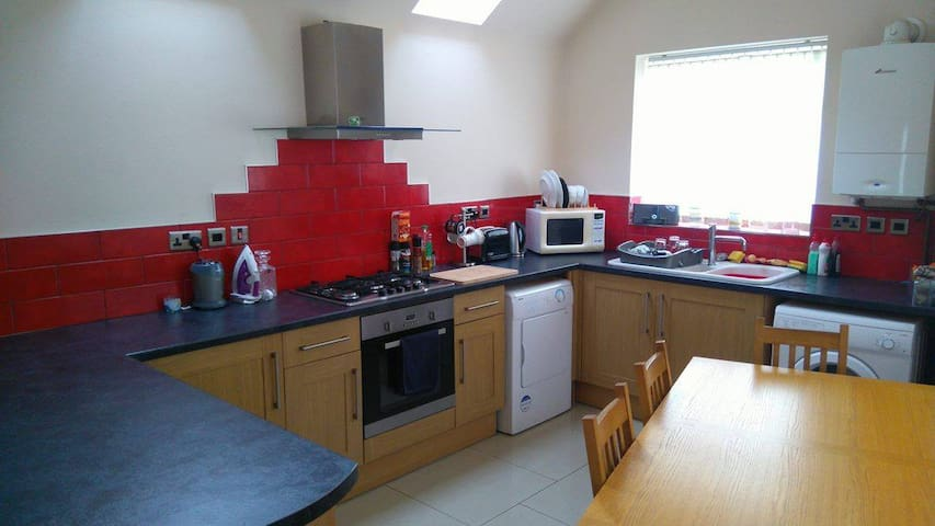 Great location. Clean and top accommodation. - Kegworth - Leilighet