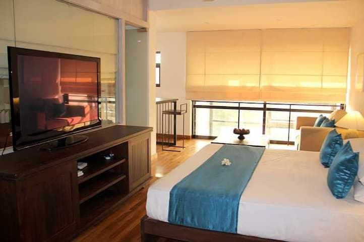 Affordable Luxury Rooms @Colombo