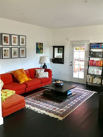 Luxe Spacious Guest House in Silverlake/Los Feliz