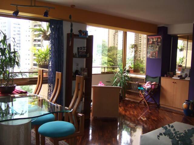 TERRAZAS DEL HABITACIONES! - Caracas - Apartment