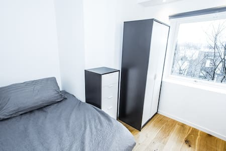Private room in cozy apartment for rent!