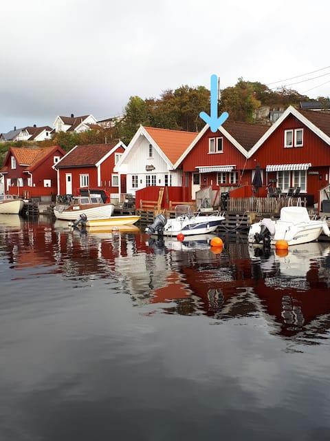 Rumah di tepi laut,Kristiansand