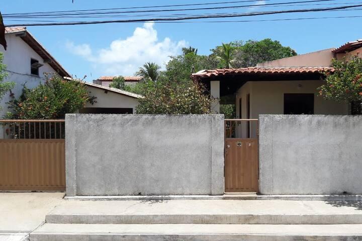 Casa de Praia (Vintage) Sítio do Conde - BA