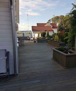Idyll ved sjøen - Langesund