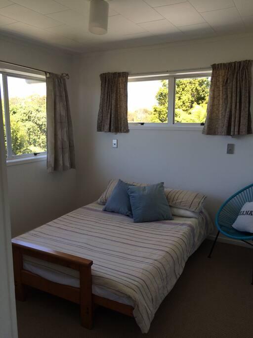 Second bedroom (double)