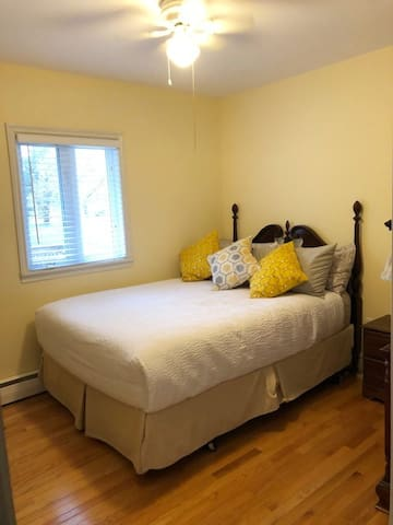 Bedroom # 2 Queen bed
