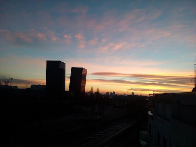 Rho-Fiera Milano,  single room,cat b&b