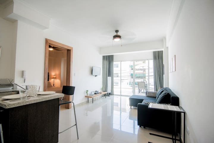 Santo Domingo Terrace Apartment - Saint-Domingue