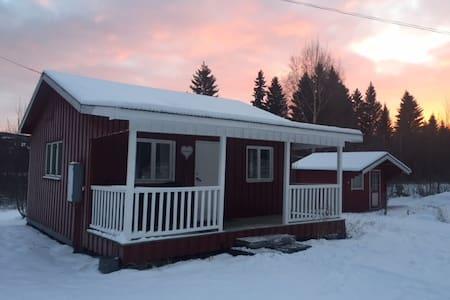 Villa/Stuga Hammarstrand, Jämtland, Sverige.