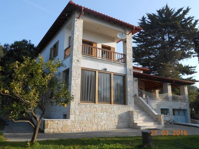 Stone Villa on the Sea