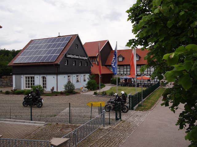 Hotel Landgasthaus zum Seysingshof - Bad Colberg-Heldburg - Townhouse