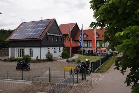 Hotel Landgasthaus zum Seysingshof - Bad Colberg-Heldburg - 連棟房屋