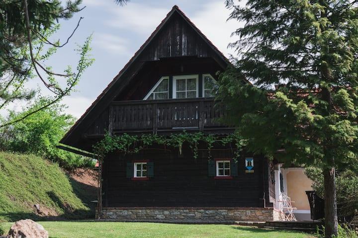 Ferienhaus am Keltenkogel - Rigani