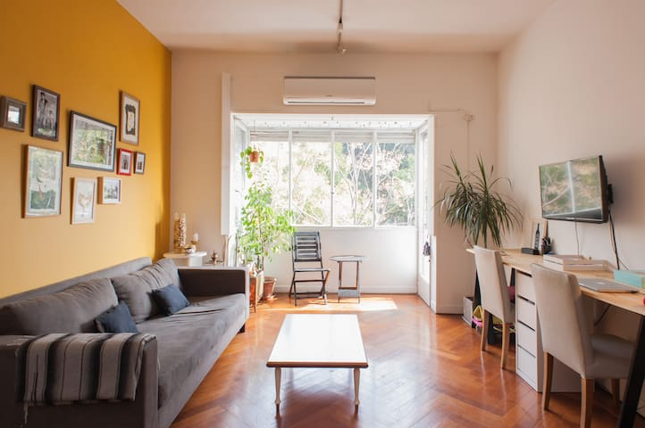 Super room in a bright & cute house - Buenos Aires - Apartment