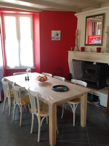 Maison de vacances - Chenac-Saint-Seurin-d'Uzet - Haus