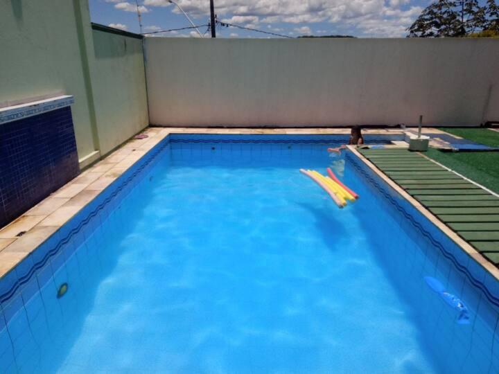 Pousada Itanhaém ou Temporada Cibratel 1 c/piscina