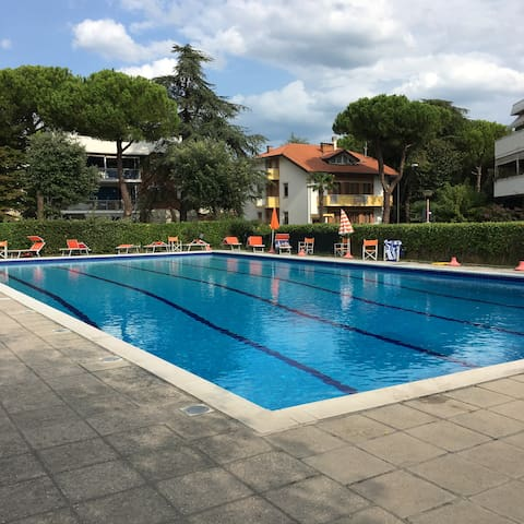 Mini appartamento **** con piscina in Riccione