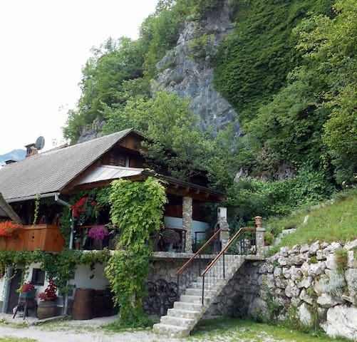 Chalet Pr Klemuc 2km from Bled