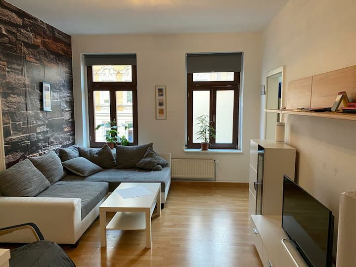 Fühl dich wie zu Hause und genieße Leipzig