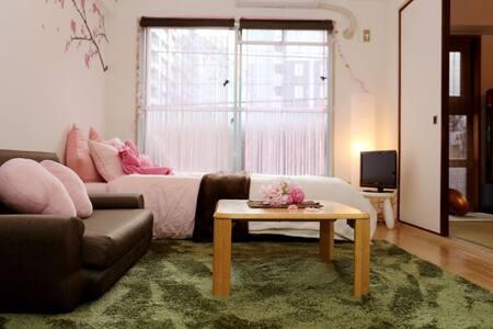 Sakura Room near JR Osaka/Umeda - Osaka