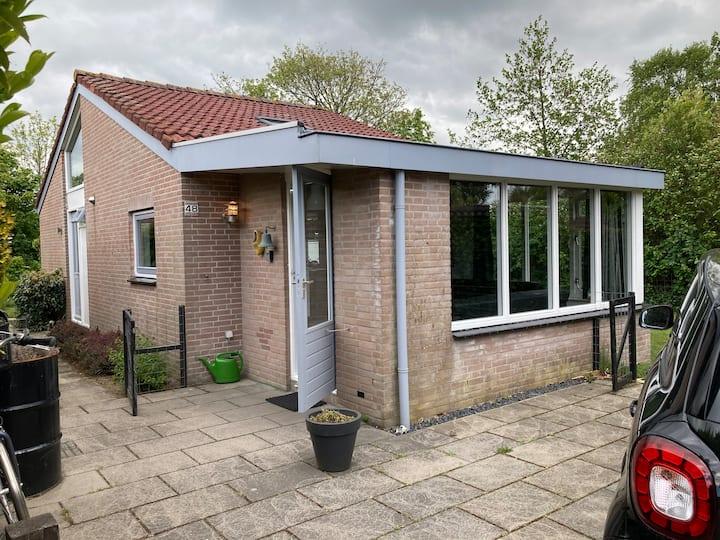 Luxe vakantie bungalow Strandpaal48