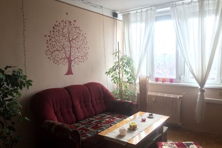 Cosy flat in a green surrounding near the airport - Budapeste
