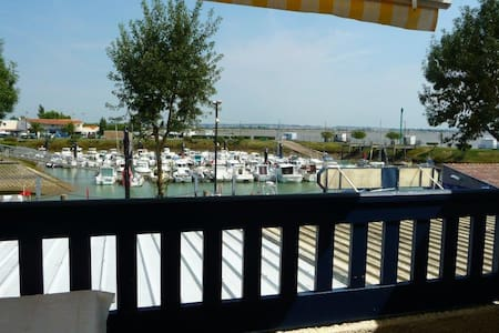 Apartment with See view - Meschers-sur-Gironde - อพาร์ทเมนท์