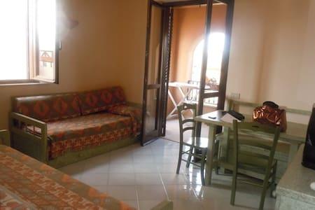 Appartamento in residence 4 stelle - Tonnara di Bonagia - Apartamento