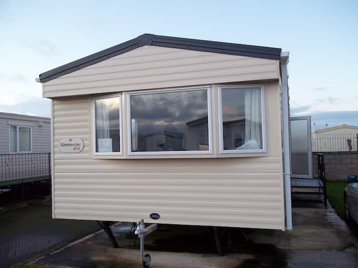 The Camper at Towyn