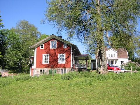 Haraldsgården - Mökki maaseudulla