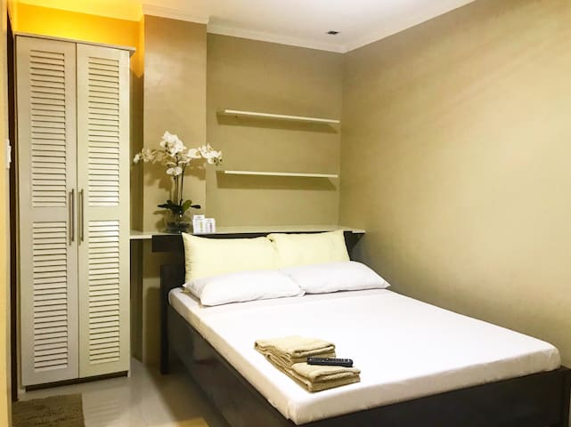 Rold&Roub Standard Suite (2pax) White Beach, PG